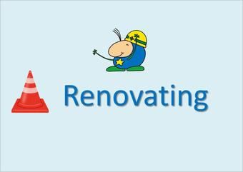 Renovating Image