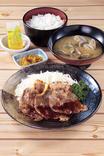君津・名水もち豚生姜焼膳|オーシャンキッチン